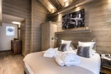 Courchevel 1650 Luxury Rental Appartment Amerile Bedroom 6
