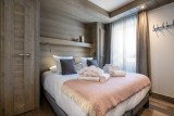 Courchevel 1650 Luxury Rental Appartment Amerile Bedroom 8