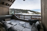 Courchevel 1650 Luxury Rental Appartment Amerile Terrace