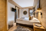 Courchevel 1650 Luxury Rental Appartment Amethyste Bedroom 3
