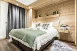 Courchevel 1650 Luxury Rental Appartment Amicite Bedroom 2