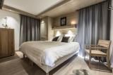Courchevel 1650 Luxury Rental Appartment Ammonite Bedroom