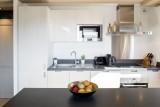 Courchevel 1650 Luxury Rental Appartment Ammonite Kitchen