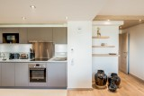 Courchevel 1650 Luxury Rental Appartment Amorile Kitchen