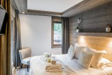 Courchevel 1650 Luxury Rental Appartment Amurile Bedroom 4