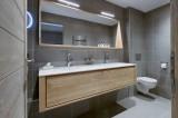 Courchevel 1650 Luxury Rental Appartment Angelite Bathroom 4