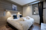 Courchevel 1650 Luxury Rental Appartment Apatite Bedroom 2
