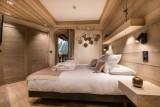 Courchevel 1650 Luxury Rental Appartment Aurelite Bedroom