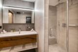 Courchevel 1650 Luxury Rental Appartment Aurelite Bathroom