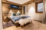 Courchevel 1650 Luxury Rental Appartment Aurolite Bedroom 2