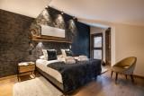 Courchevel 1650 Luxury Rental Appartment Aurolite Bedroom