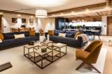 Courchevel 1650 Luxury Rental Appartment Aurolite Living Room
