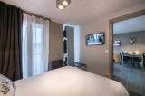 Courchevel 1650 Luxury Rental Appartment Doredo Bedroom 2