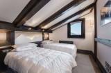 Courchevel 1650 Luxury Rental Appartment Neroflier Bedroom 3