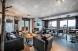 Courchevel 1650 Luxury Rental Appartment Simeline Living Room 2