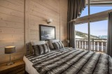 Courchevel 1650 Luxury Rental Appartment Tengerite Bedroom 3