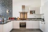 Courchevel 1650 Luxury Rental Appartment Tengerite Kitchen
