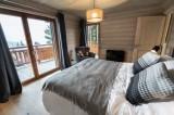 Courchevel 1650 Luxury Rental Appartment Bedroom 2