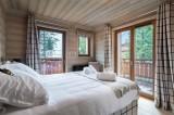 Courchevel 1650 Luxury Rental Appartment Bedroom 3
