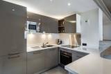 Courchevel 1650 Luxury Rental Appartment Kitchen