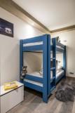 Courchevel 1650 Luxury Rental Chalet Akarlonte Child's Bedroom