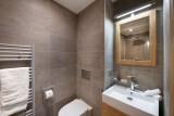 Courchevel 1650 Luxury Rental Chalet Akarlonte Bathroom