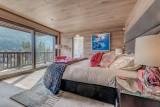 Courchevel 1650 Luxury Rental Chalet Elana Bedroom