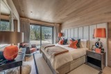 Courchevel 1650 Luxury Rental Chalet Elana Bedroom 5