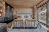 Courchevel 1650 Luxury Rental Chalet Elana Bedroom 6