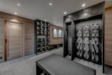 Courchevel 1650 Luxury Rental Chalet Elana Ski Room