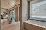 Courchevel 1650 Luxury Rental Chalet Elana Bathroom 3