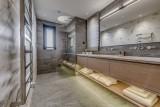Courchevel 1650 Luxury Rental Chalet Elana Shower Room