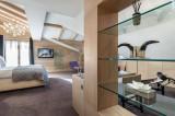 Courchevel 1650 Luxury Rental Chalet Nexilovite Bedroom 3