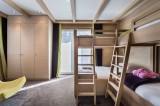 Courchevel 1650 Luxury Rental Chalet Nexilovite Bedroom 4