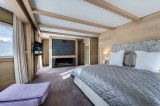 Courchevel 1650 Luxury Rental Chalet Nexilovite Bedroom 5