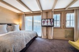 Courchevel 1650 Luxury Rental Chalet Nexilovite Bedroom 6