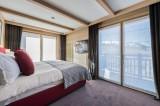 Courchevel 1650 Luxury Rental Chalet Nexilovite Bedroom 7