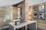 Courchevel 1650 Luxury Rental Chalet Nexilovite Bathroom 2