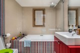 Courchevel 1650 Luxury Rental Chalet Nexilovite Bathroom 3