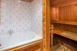 Courchevel 1650 Luxury Rental Chalet Neziluvite Sauna