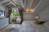 Courchevel 1850 Luxury Rental Appartment Bapilite Bedroom 4