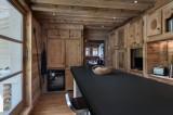 Courchevel 1850 Luxury Rental Appartment Bapilite Kitchen 2