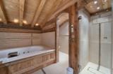 Courchevel 1850 Luxury Rental Appartment Bapilite Bathroom 2