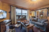 Courchevel 1850 Luxury Rental Appartment Calomel Living Room 3