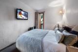 Courchevel 1850 Luxury Rental Appartment Celsiane Bedroom 3