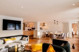 Courchevel 1850 Luxury Rental Appartment Cesonite Living Room 2