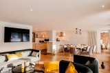 Courchevel 1850 Luxury Rental Appartment Cesonite Living Room 3