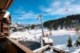 Courchevel 1850 Luxury Rental Appartment Cesonite View