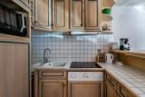 Courchevel 1850 Location Appartement Luxe Cetonite Cuisine