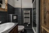 Courchevel 1850 Luxury Rental Appartment Eciello Bathroom